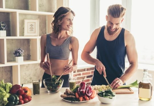 Nutrição Esportiva - Clínica Ser